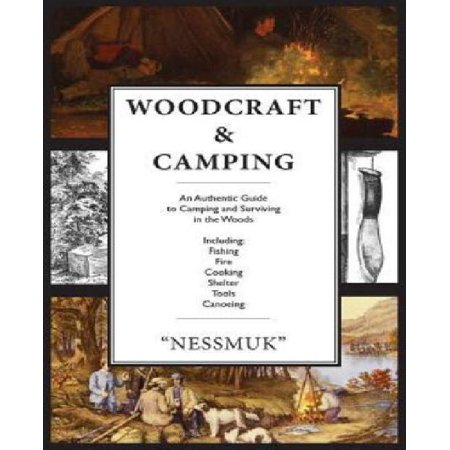 Woodcraft and Camping: A Camping and Survival Guide - image 1 of 1