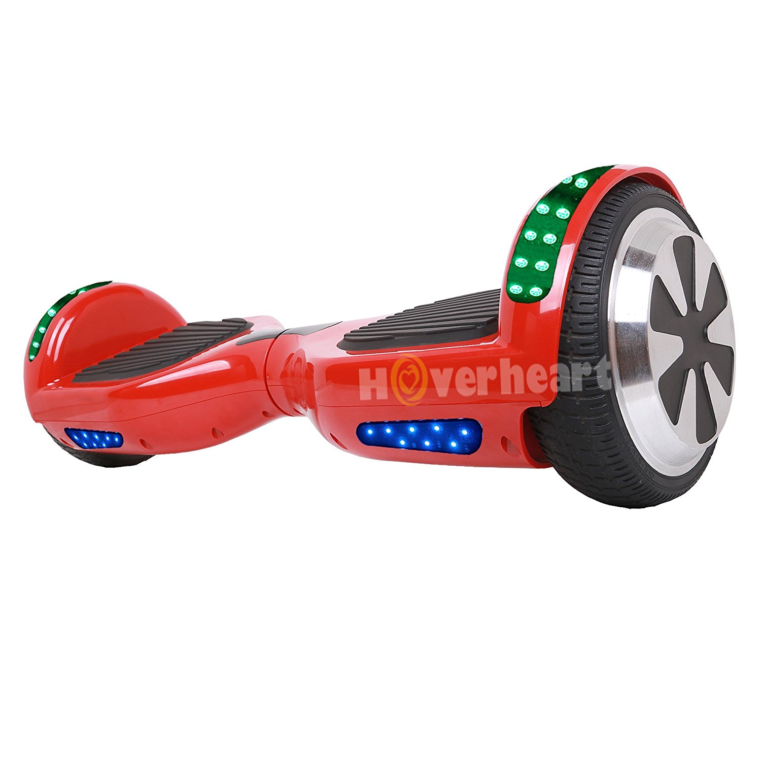 "Hoverboard Two-Wheel Self Balancing Electric Scooter 6.5"" UL 2272 Certified, Pink by"