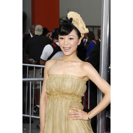 Zhang Jing Chu At Arrivals For Rush Hour 3 Premiere MannS GraumanS Chinese Theatre Los Angeles Ca July 30 2007 Photo By Michael GermanaEverett Collection Celebrity (Ca House)