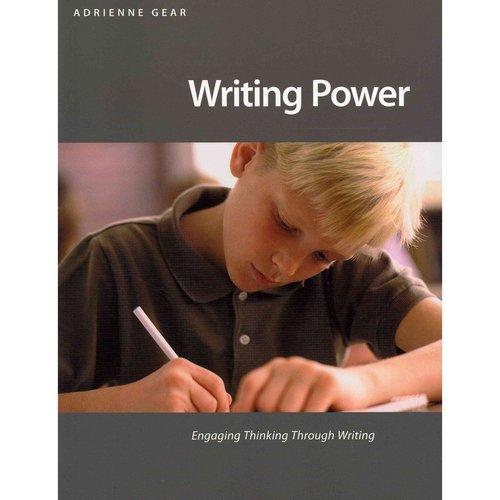 Writing Power: Engaging Thinking Through Writing