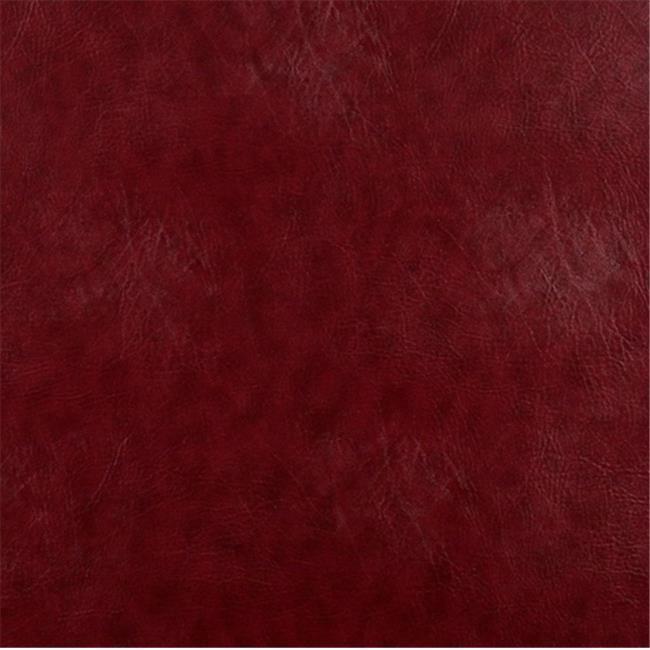 Designer Fabrics G755 54 in. Wide , Burgundy Red, Solid Outdoor Indoor Marine Vinyl Fabric