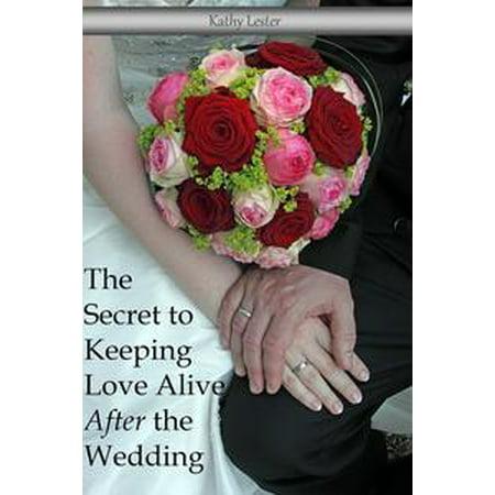 The Secret to Keeping Love Alive After the Wedding - eBook - After Wedding Brunch