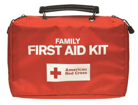 American Red Cross 9162-RC-GR Bulk First Aid kit, Red by American Red Cross