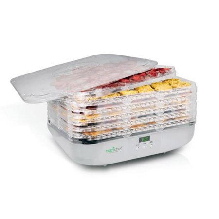 NutriChef Electric Food Dehydrator / Food Preserver