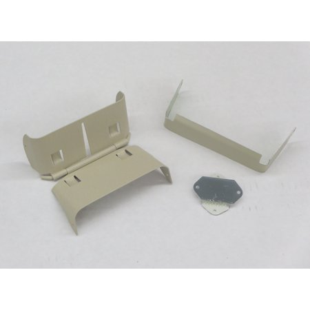 Downspout Extension Flip-Up Hinge for 3x4 A Style (3X4 A, WICKER) ()