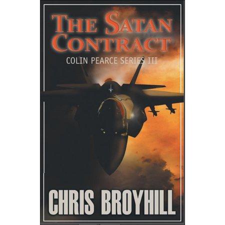 The Satan Contract: Colin Pearce Series III -
