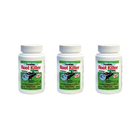 Roebic FRK Foaming Root Killer, 1-Pound Pack of - Foaming Root Killer
