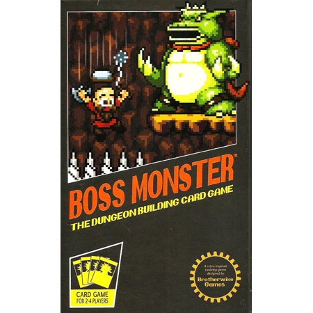 Boss Monster: The Dungeon Building Card Game (Other)