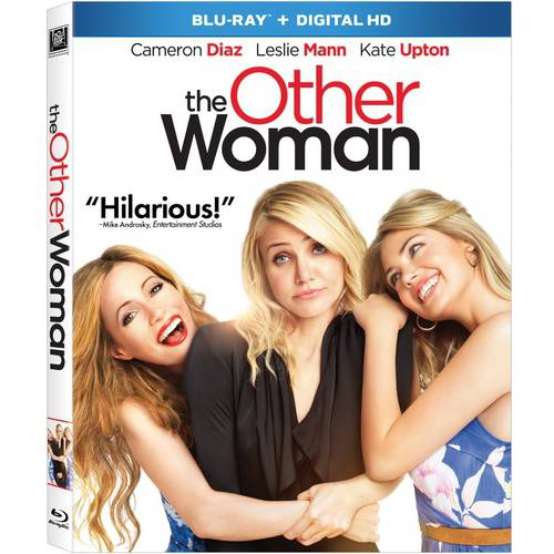 The Other Woman (Blu-ray + Digital HD) (With INSTAWATCH)
