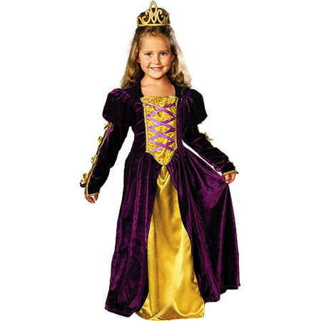 Rubies Regal Queen Halloween Costume (Queen Costume Accessories)
