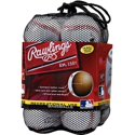 12-Pack Rawlings Official League Recreational Use OLB3 Baseball