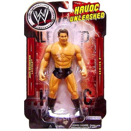 Halloween Havoc Wrestling (WWE Wrestling Havoc Unleashed Series 2 John Bradshaw Layfield Action)