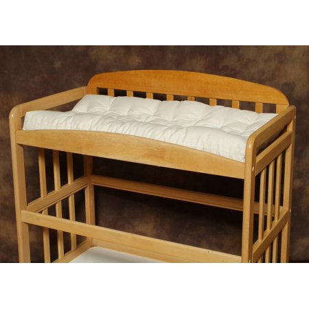 Holy Lamb Organics Certified Organic Cotton and Wool Changing Table Pad   17.5