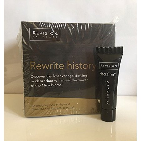 Revision Nectifirm Advanced Samples 6PK - New , Sealed, in the Box