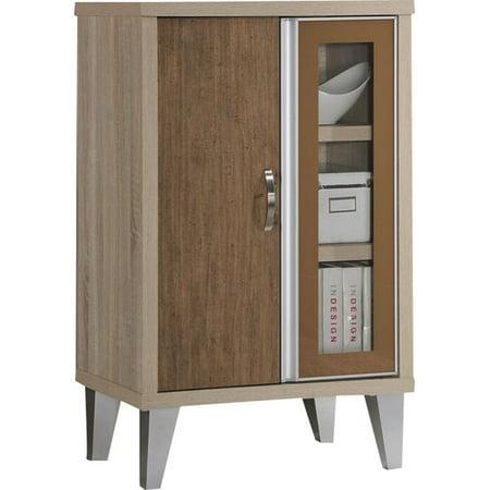 SunTime Outdoor Living White Oak/Brown Side Cabinet ... on Suntime Outdoor Living id=90067