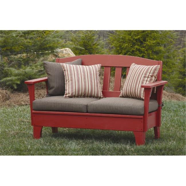Uwharrie Chair WPT-00C Westport Seat Cushion - Grade C
