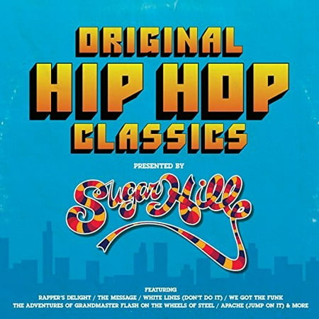 Hill 45 Rpm Records - Original Hip Hop Classics Presented By Sugar Hill Records / Various (Vinyl)