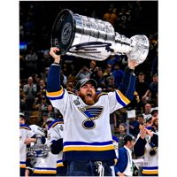"""Ryan O'Reilly St. Louis Blues 2019 Stanley Cup Champions Autographed 8"""" x 10"""" Raising Cup Photograph - Fanatics Authentic Certified"""
