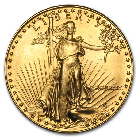 - 1 oz Gold American Eagle (Abrasions)