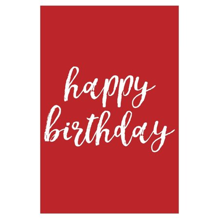 Endless Singing Birthday Song Joke Card - Funny Electric Card -  Non-Glitter, HILARIOUS PRANK GIFT - Plays Happy Birthday when they hit the  button,  ,