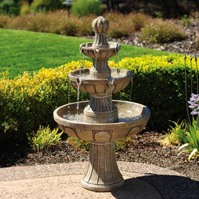 Napa Valley Fountain by BOND MANUFACTURING COMPANY