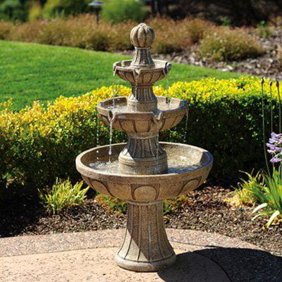 Napa Valley Garden Outdoor Fountain - Fountain Valley Halloween