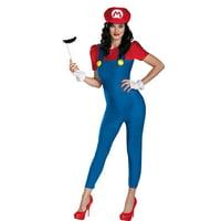 Mario Female Dlx Adult 18-20