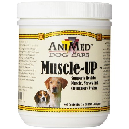 Animed Muscle Up Powder  16Oz