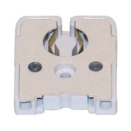 General 00004 - LH0004 T8 or T12 Fluorescent Light Bulb Lampholder End (LH0004 T8/T12 LAMPHOLDER) (T12 Lampholder)