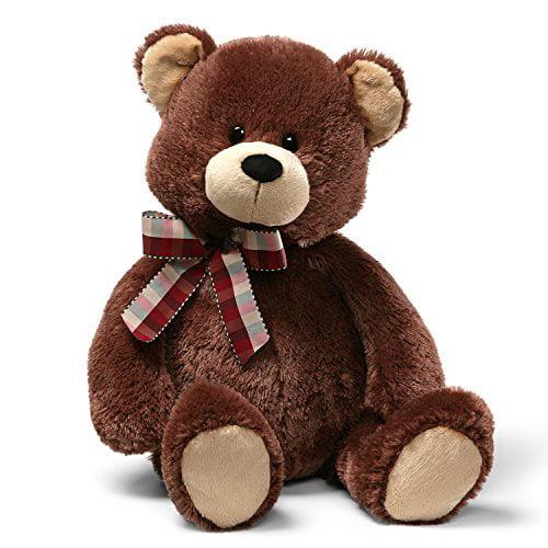 Gund TD Teddy Bear Stuffed Animal by Gund