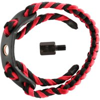 Paracord Bow Wrist Sling 2 pc. Pack by Allen Company
