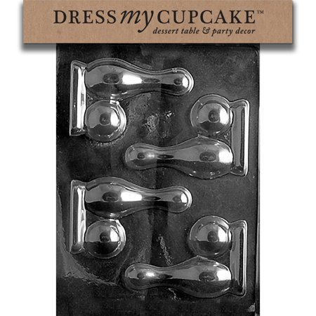 Chocolate Candy Mold, Bowling Pin, Ball, Classic, FDA approved plastic chocolate mold; Search for over 3000 other designs by Dress My Cupcake By Dress My Cupcake (Bowling Cupcakes)