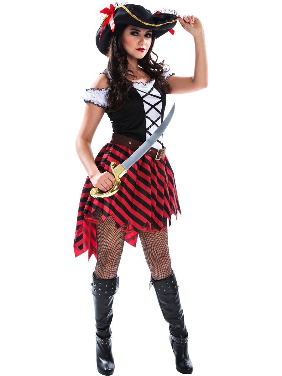 High Seas Pirate Womens Costume