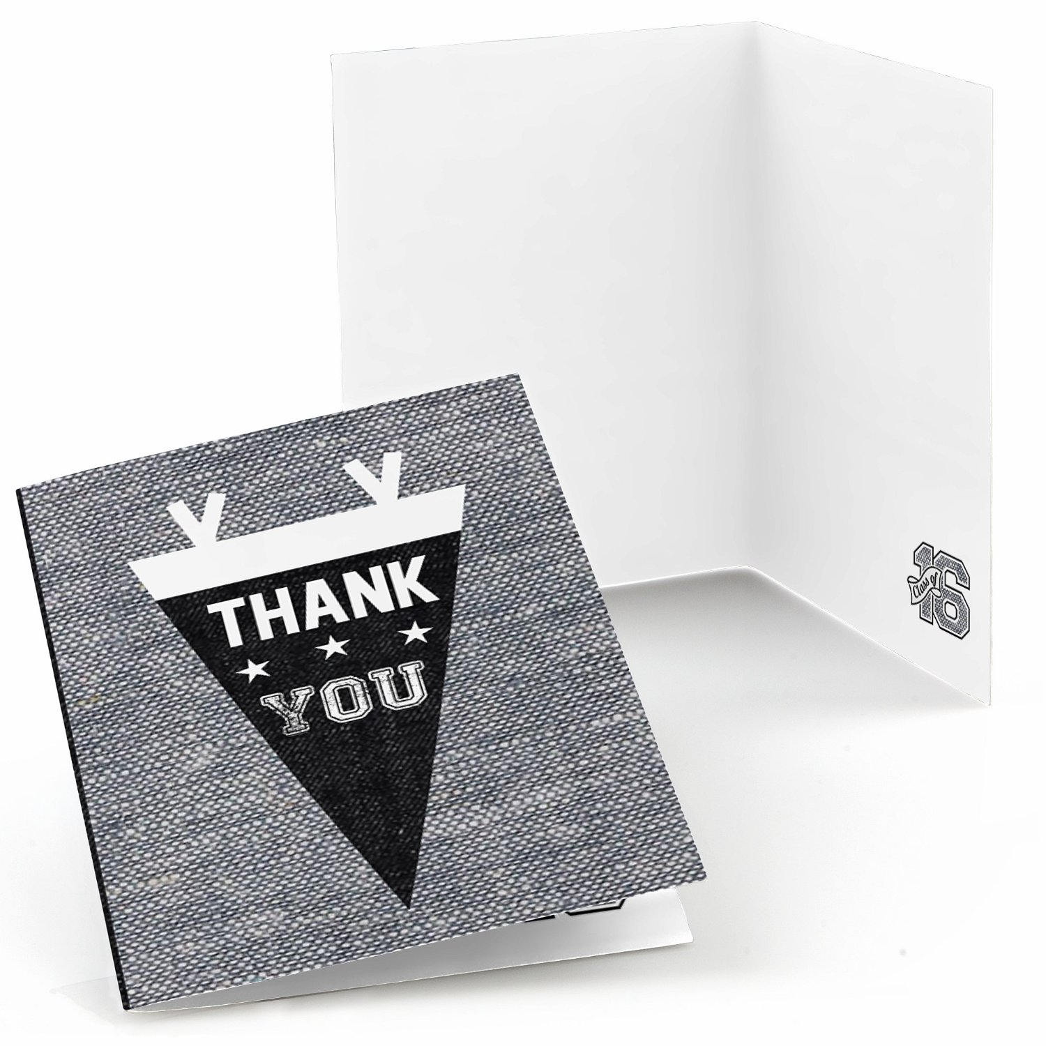All Star Grad - Graduation Party Thank You Cards (8 count)