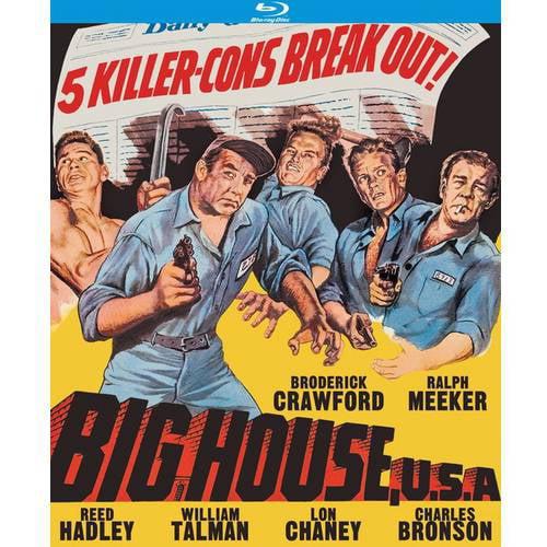 Big House, U.S.A. (Blu-ray) (Widescreen)