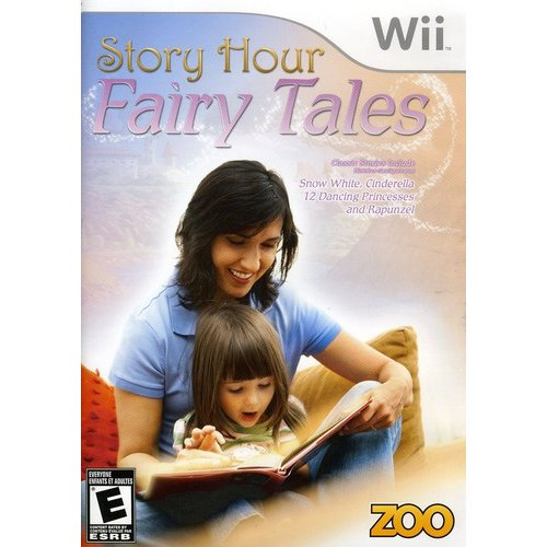Story Hour: Fairy Tales (Wii)