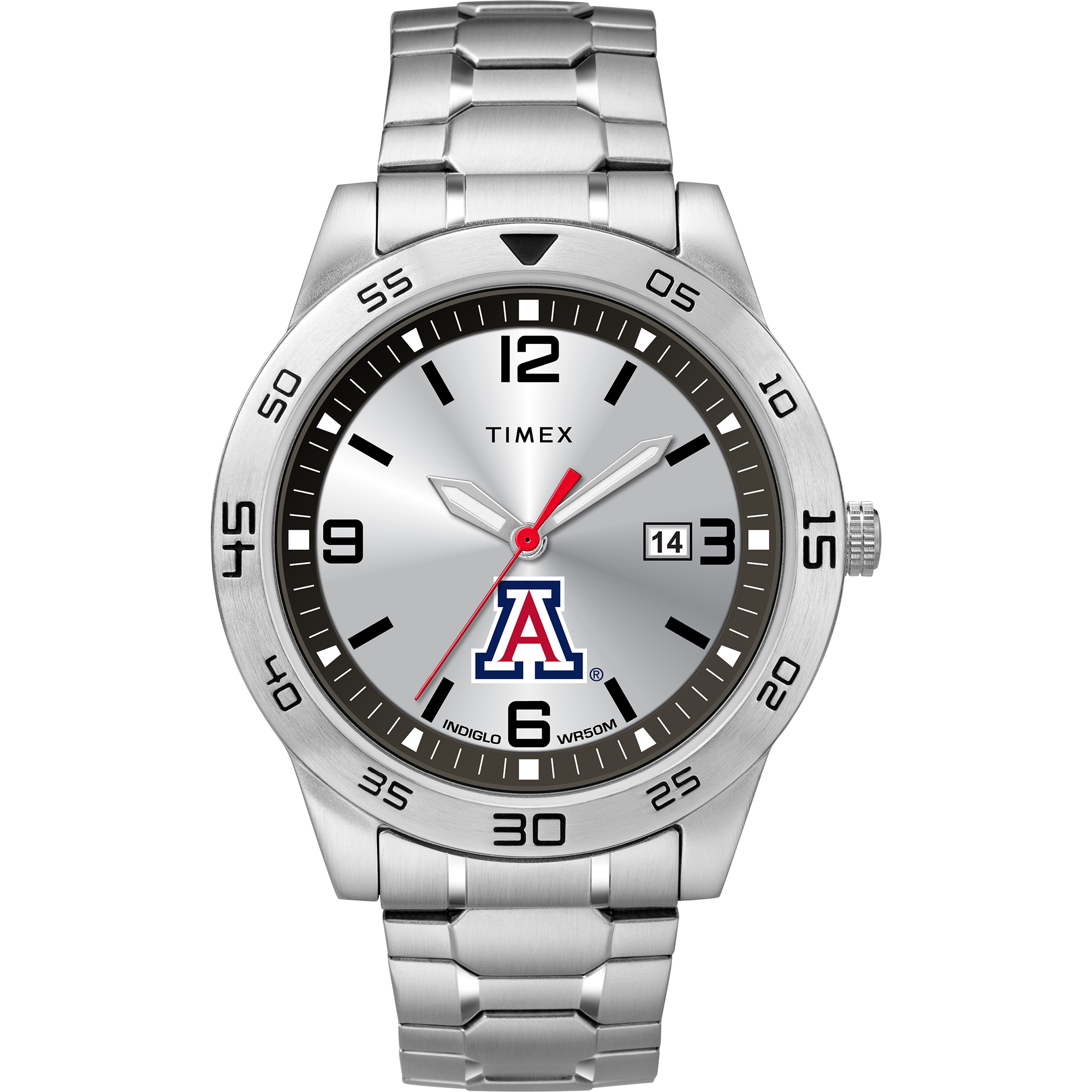 Timex - NCAA Tribute Collection Citation Men's Watch, University of Arizona Wildcats