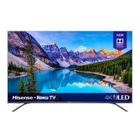 """Hisense 55"""" Class 4K UHD LED Roku Smart TV HDR 55R8F"""