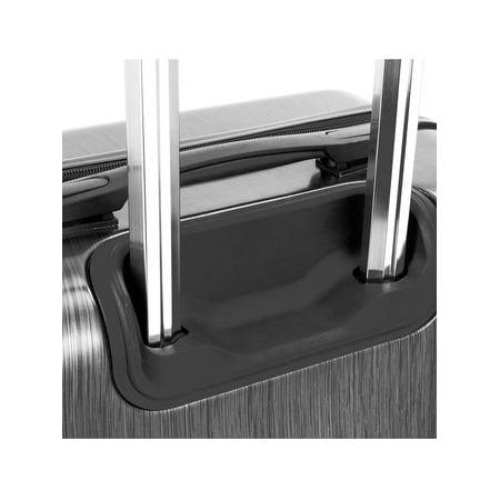 "Costway 3Pc Luggage Set 20"" 24"" 28"" Trolley Suitcase ABS+PC Spinner w/TSA Lock - image 3 de 10"