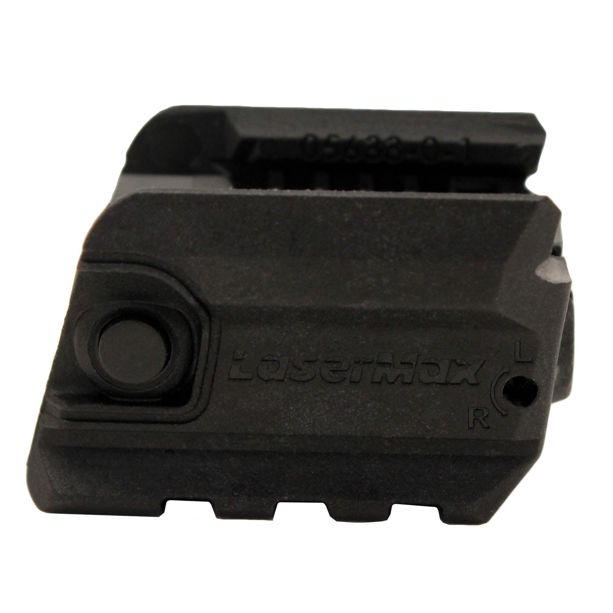 LaserMax Red Laser Sight, Ruger SR22, SR9c, SR40c, Integral Picatinny-Style Mount, Black by LaserMax