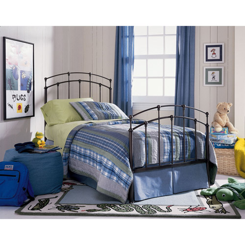 Fashion Bed Group Fenton Full Bed, Black Walnut