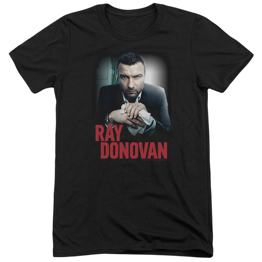 Ray Donovan Clean Hands Mens Tri-Blend Short Sleeve Shirt