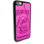 Apple iPhone 6 and 6S 3D Printed Custom Phone Case - Disney/Pixar Inside Out - Sadness
