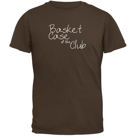Basket Case of the Club Brown Adult -