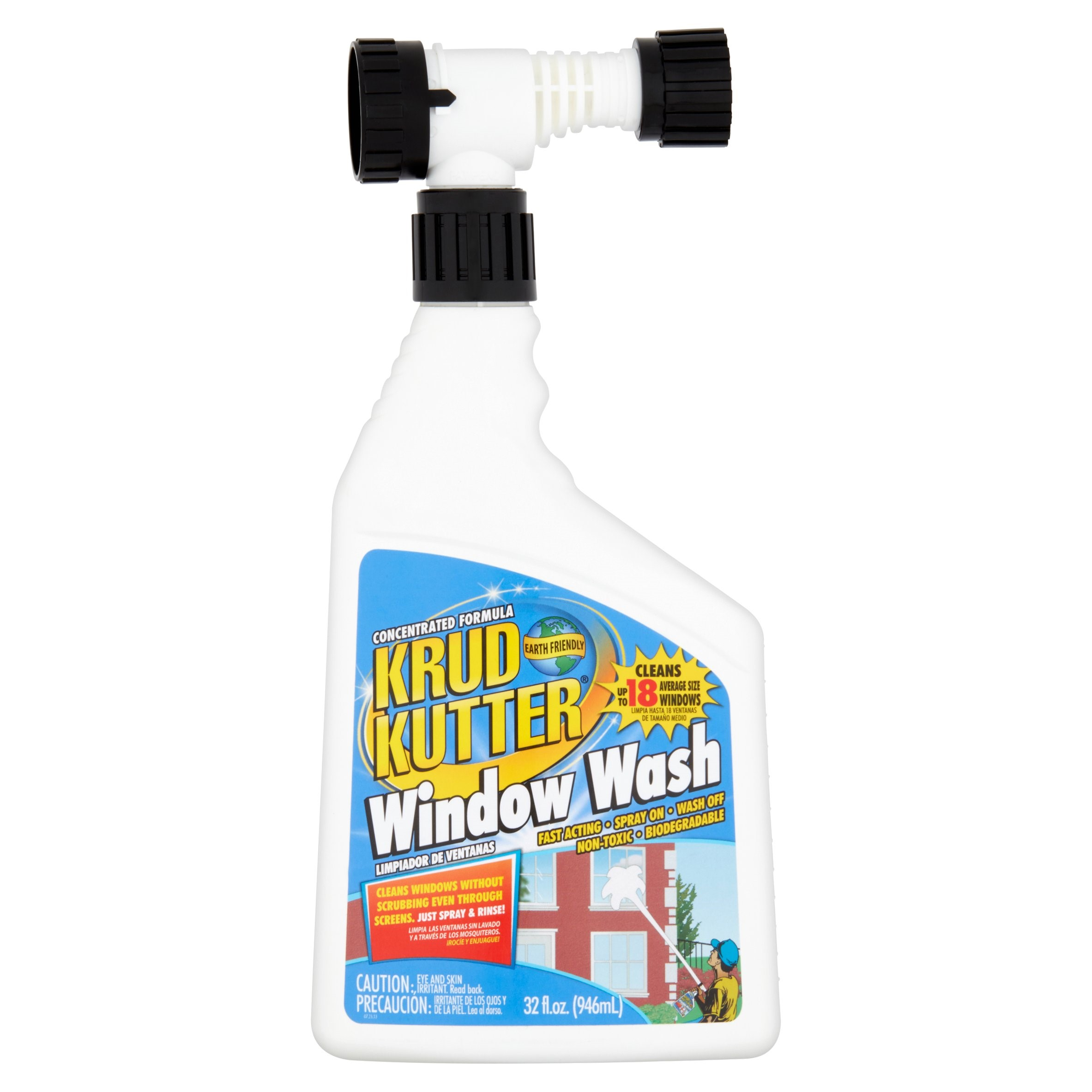Krud Kutter Window Wash, 32 oz