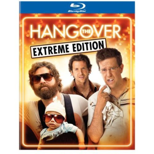 The Hangover (Rated/Unrated) (Extreme Edition) (Blu-ray) (Widescreen)