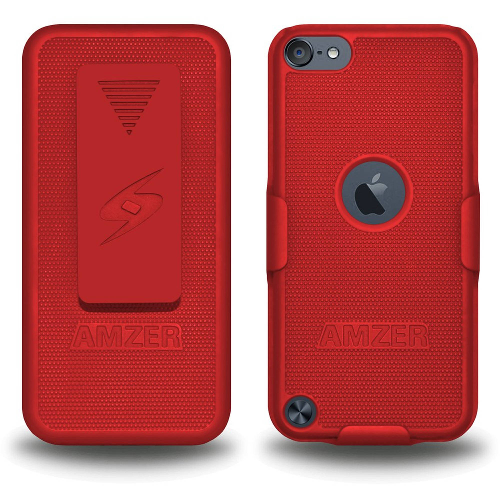 AMZER Shellster Case, Red