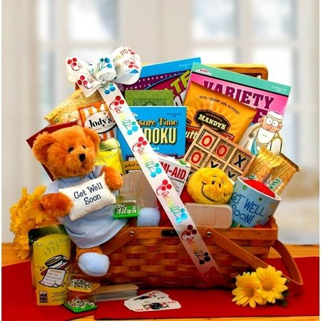 Gift Basket Drop Shipping Get Well Soon My Friend Get Well (Get Well Soon My Best Friend)