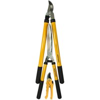 Deals on Centurion 1222 Lopper, Hedge Shear & Pruner 3-Pc Cutting Set