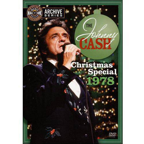 The Johnny Cash Christmas Special 1978 (Music DVD)